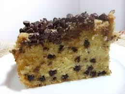 vanilla choc chip cake recipe food next recipes
