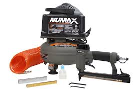 Best Upholstery Stapler Numax Sc22usck Upholstery Stapler Compressor Kit Youtube