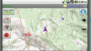 Oregon Topographic Map by Offline Topo Maps For Android Youtube