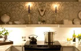 washable wallpaper for kitchen backsplash washable wallpaper for kitchen backsplash brown kitchen wallpaper