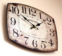Large Shabby Chic Wall Clock by Glamorous 20 Large Office Clocks Inspiration Design Of Best 25