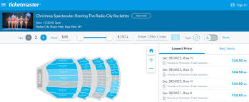 get 2017 discounted radio city spectacular tickets