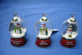 2 your own snow globe personalized custom name ornament by