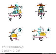 wacky races wacky races u0027 convert o car by eduardo rebouças 3d cgsociety