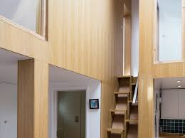 google sleep pod contemporary staircase by thomas west property