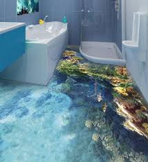 floor ideas for bathroom 3d floor дом 3d полы 3d house and epoxy