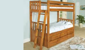 bunk bed factory discovery world furniture twin over honey
