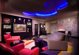 lighting ideas living room mood lighting with blue led ceiling