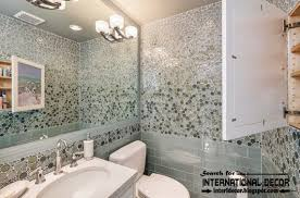 Ideas For Bathroom by Perfect Small Modern Bathroom Tile Wall Designs Shock For Design