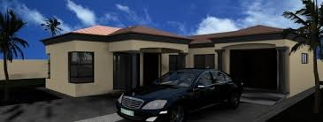3 Bedroom House Design Wonderful 15 3 Bedroom House Plans With Double Garage In South