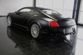bentley blacked out bentley car tuning part 3