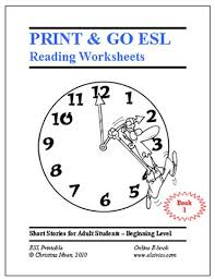 free esl ebooks printable worksheets