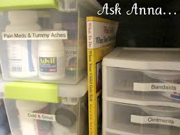 Organizing Store Easiest Way To Organize Medicine Bottles Ask Anna