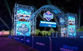 Nfl Coverage Map Here U0027s A Map Of The 2017 Nfl Draft Experience Cbs Philly