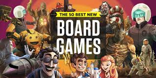 50 best board games of 2017 best new board games