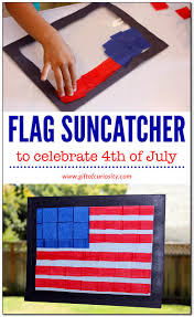 american flag suncatcher for 4th of july gift of curiosity