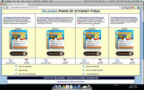 Durable Power Of Attorney Oklahoma by Power Of Atorney Form Oklahoma Youtube