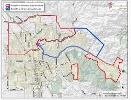 california map napa santa rosa map location of napa tubbs atlas fires heavy