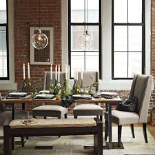 Industrial Dining Room Tables Awesome Industrial Dining Room Contemporary Liltigertoo