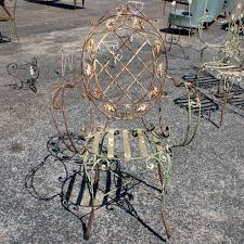 Wrought Iron Patio Furniture Vintage - vintage wrought iron patio chairs omero home