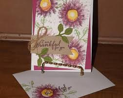 crafted cards etsy
