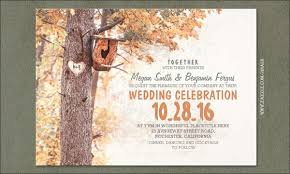 autumn wedding invitations wedding invitation templates free premium templates