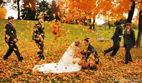 autumn wedding ideas autumn theme wedding entertainment ideas