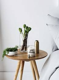 Bedside Table Ideas Masculine And Feminine Bedside Table Styling Ideas