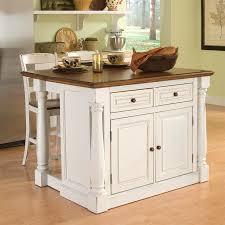 shop catskill craftsmen hardwood kitchen island with enclosed