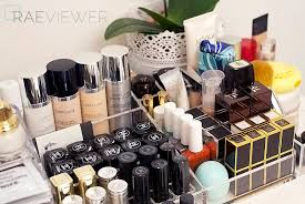 hair and makeup organizer the raeviewer a about luxury and high end cosmetics makeup