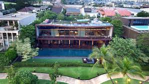 Where Is The Bachelor Mansion Singapore U0027s Iconic Copper House Is A Work Of Art U2013 Robb Report