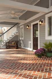 House With Porch by Best 25 Brick Porch Ideas Only On Pinterest Farm House Porch