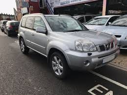 used nissan x trail aventura for sale motors co uk