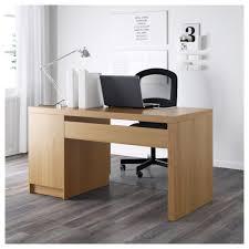 Computer Desk For Sale In South Africa Malm Desk Oak Veneer 140x65 Cm Ikea