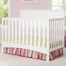 Delta Bentley 4 In 1 Convertible Crib by Delta Children Fancy 4 In 1 Convertible Crib Bianca Toys