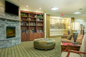Living Area by Assisted Living Type Services Lexington Ky Morning Pointe Of
