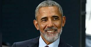 absolutely photo of barack obama with a beard