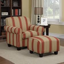 Striped Living Room Chair Striped Living Room Chairs For Less Overstock