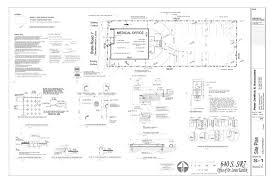 construction site plan dewick associates services landscape architects