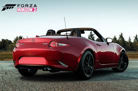 mazda in 2016 mazda mx 5 miata available as free download in forza horizon 2