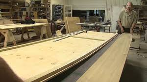 Small Wooden Boat Plans Free Online by How To Build A Wooden Flat Bottomed Boat Youtube