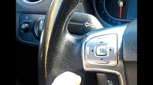 montaggio e abilitazione cruise control su ford mondeo mk4 2008