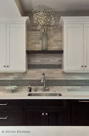 Marble Subway Tile Kitchen Backsplash Transitional Kitchen Backsplash Ideas
