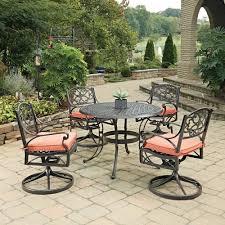Cast Iron Patio Dining Set - home decorators collection patio dining sets patio dining