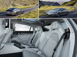 porsche panamera interior back seat porsche announces base model panameras alongside chauffeur