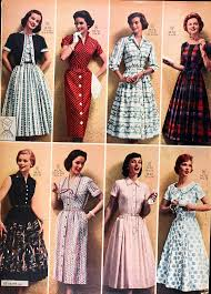 sears catalog spring summer 1958 women u0027s dresses love vintage