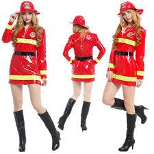 firefighter costume free shipping women firefighter costume christmas carnival