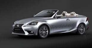 lexus convertible 2017 2016 lexus is c review top speed
