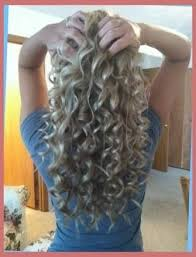 loose spiral perm medium hair image result for loose large spiral perm before and after