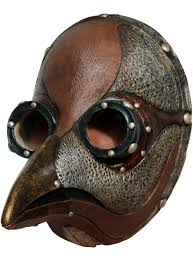 real plague doctor mask adults steunk plague doctor mask buy on funidelia at the best